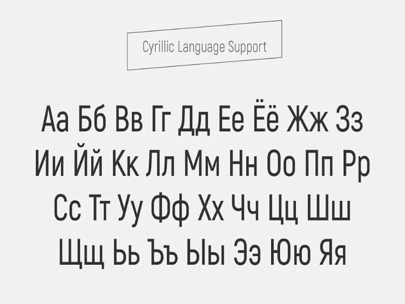 Akrobat Font Family Download