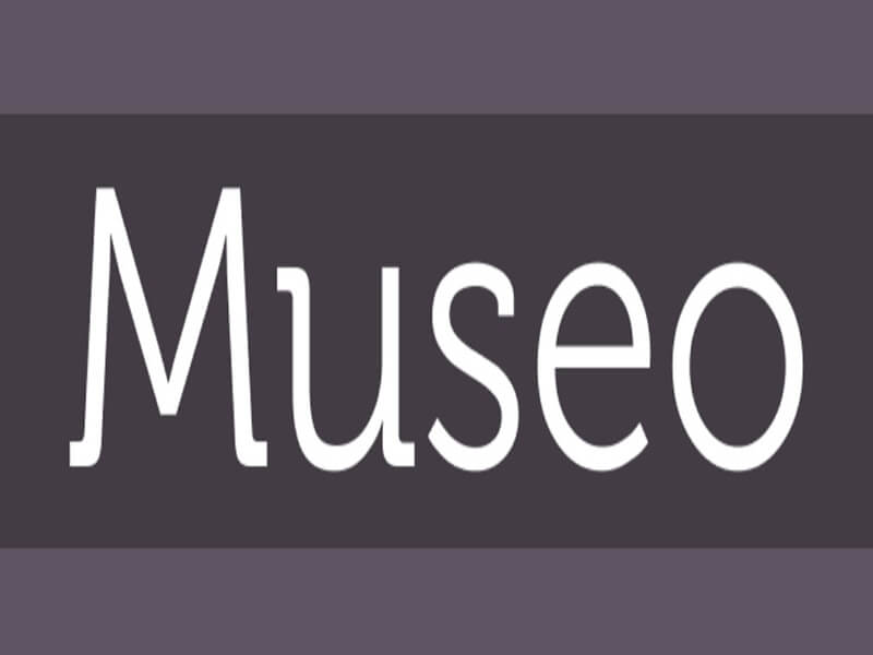 Museo Font Free Download