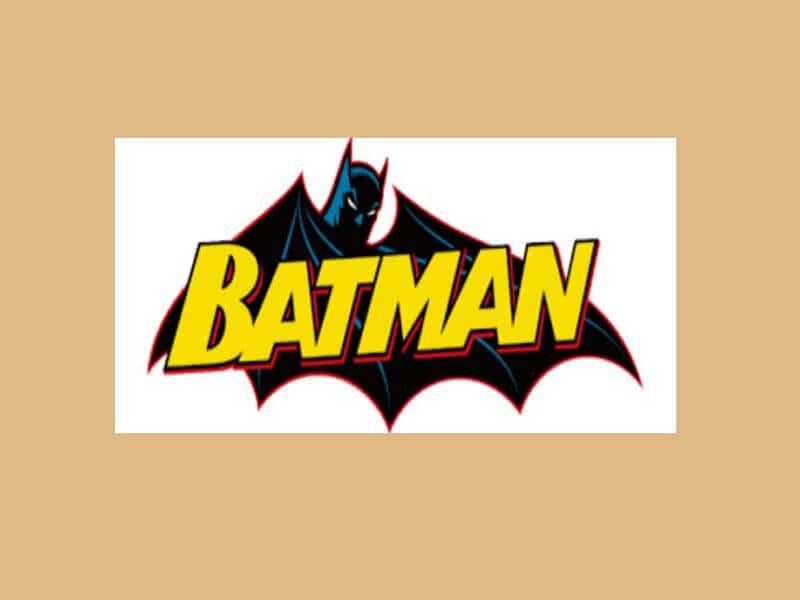 Batman Font Free Download
