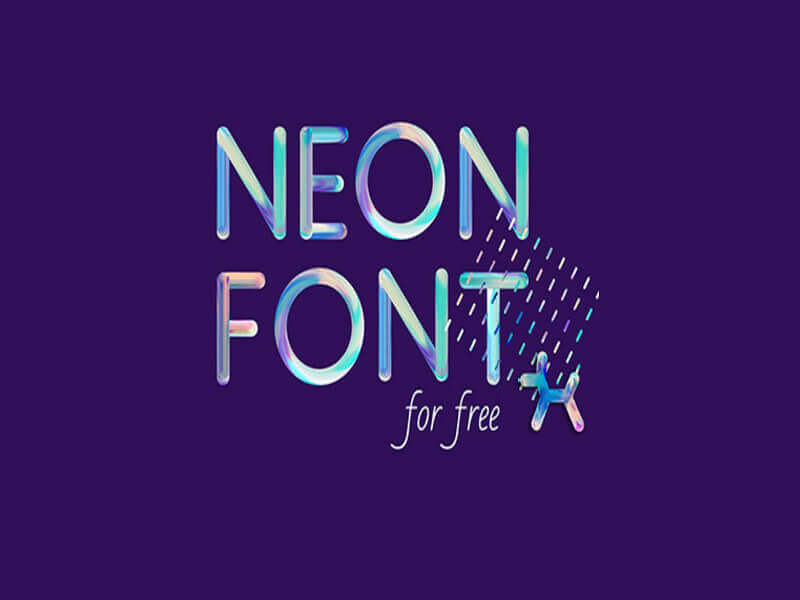 Best Neon Fonts