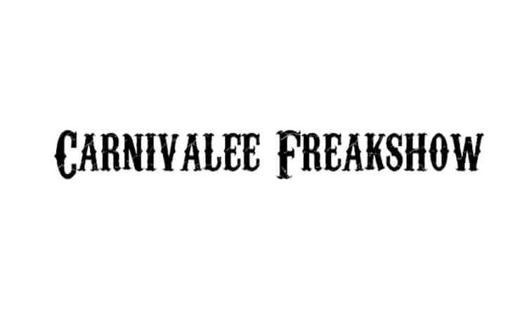 Carnivalee Freakshow By Livin Hell