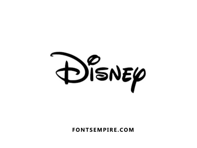 Disney Font Family Free Download