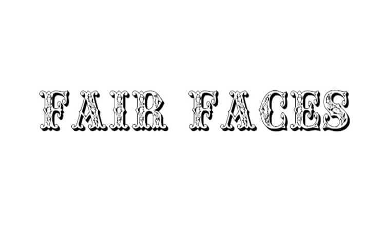 Fair Faces By Jester Font Studio