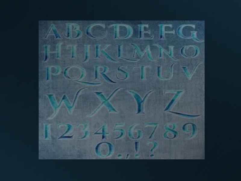 Frozen Font Family Download