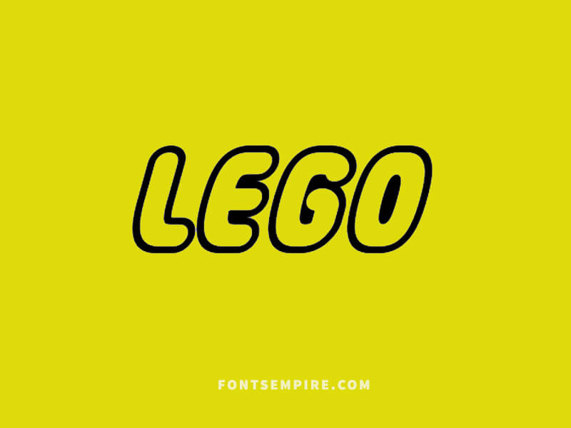 Lego Font Free Download