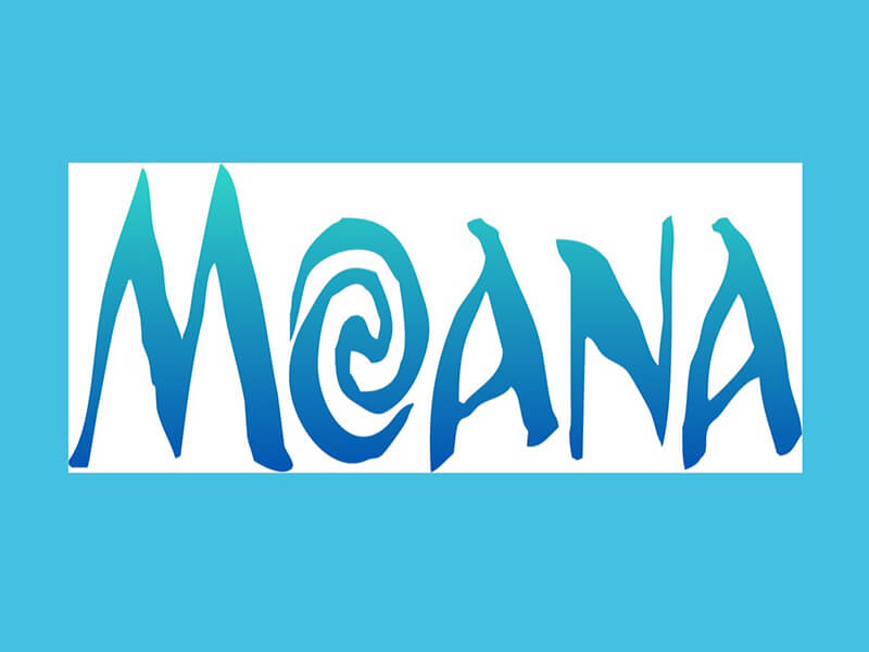 Moana Font Free Download