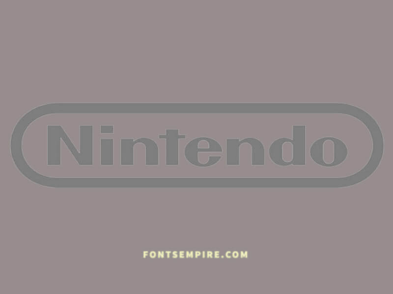 Nintendo Font Download