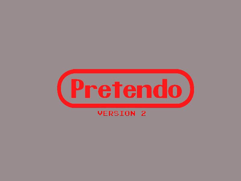 Nintendo Font Logo Free