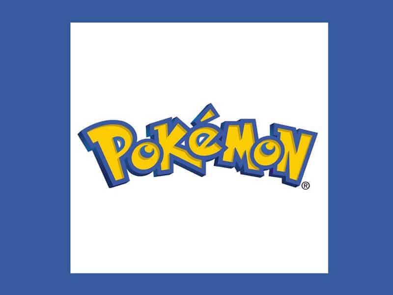 Pokemon Game Font