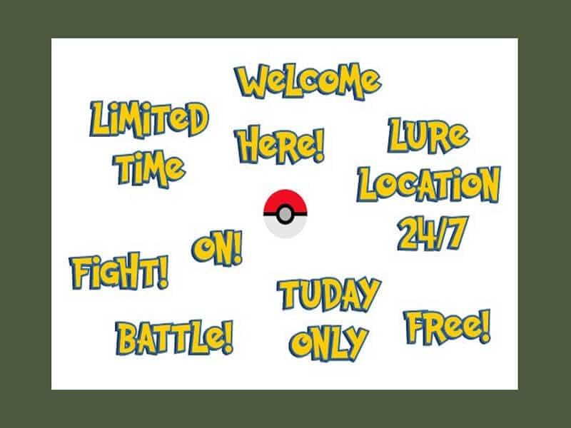 Pokemon-Pokemon Font Free Download