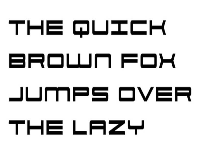 Scion Font Free Download