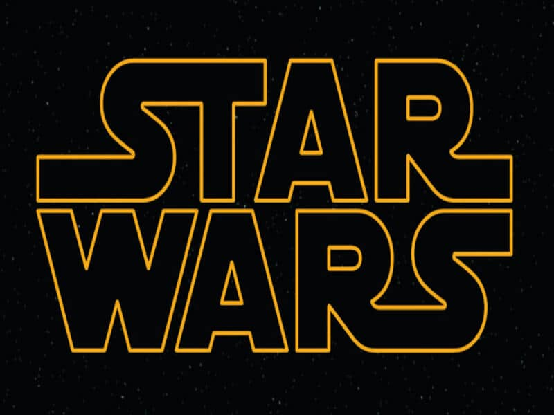 Star Wars Font Family Free Download