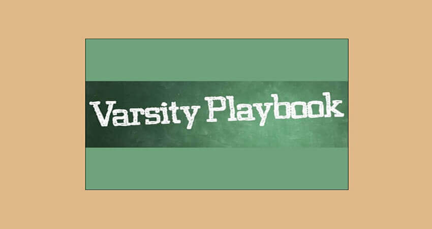 Varsity Playbook Font Free Download
