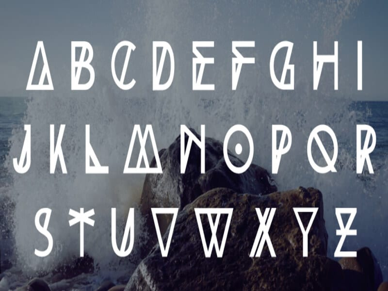 Wicked Free Font