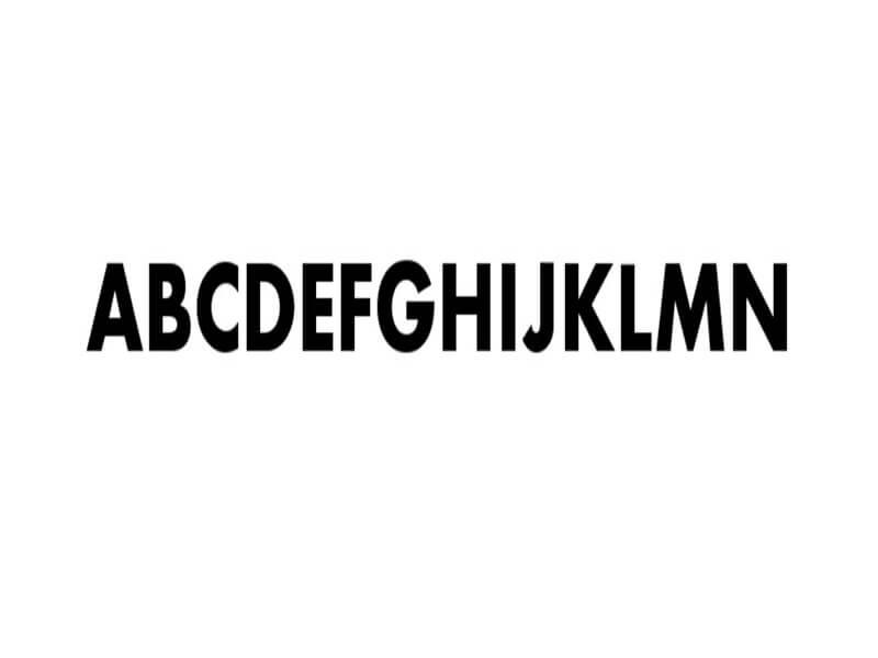 Aharoni Bold Font Download