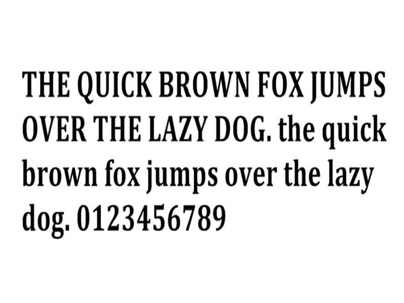 Cambria Font Free Download