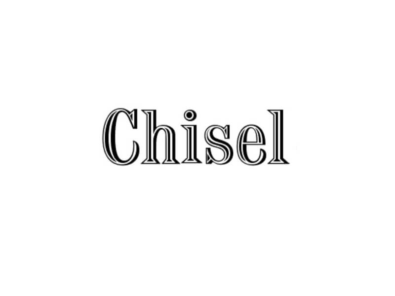 Chisel Font Family Free Download