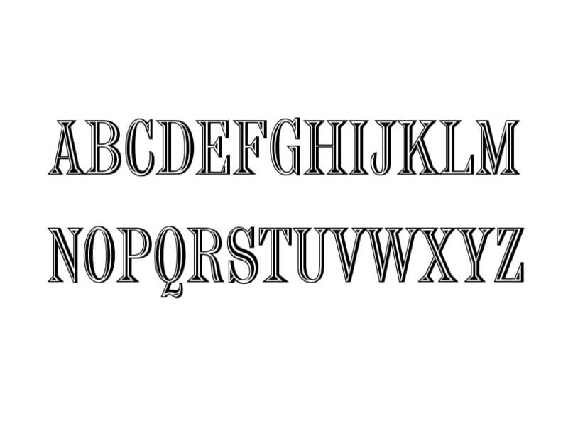 Chisel Font Free Download