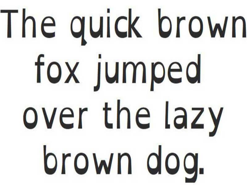 Dyslexia Font Free Download