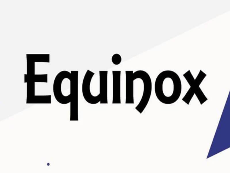Equinox Font Free Download