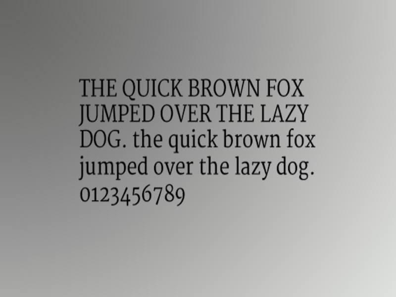 Merriweather Sans Font Family Download