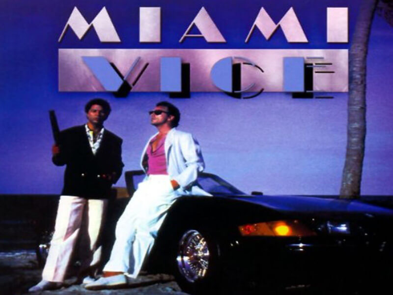 Miami Vice Font Free Download