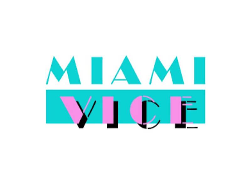 Miami Vice Logo Download