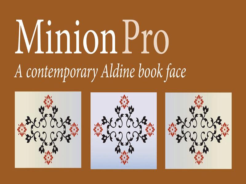 Minion Pro Font Download