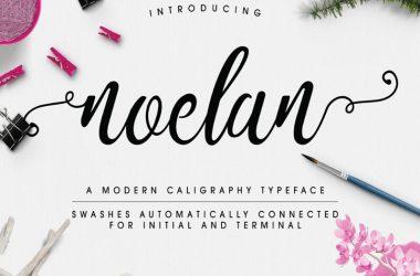 Noelan Font Free Download