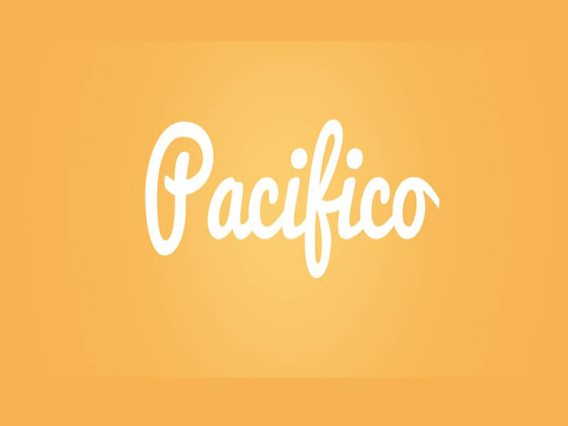 Pacifico Font Free Download