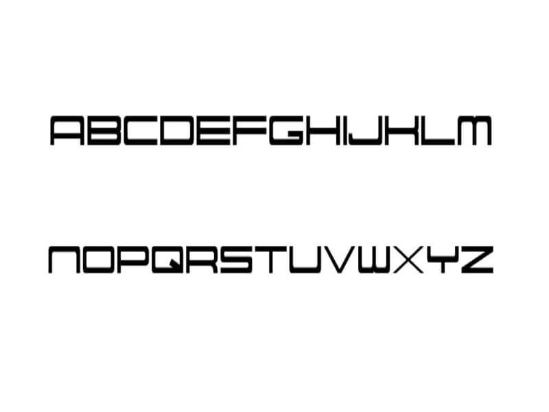 porsche font free download
