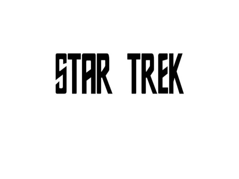 Star Terk Font Free Download