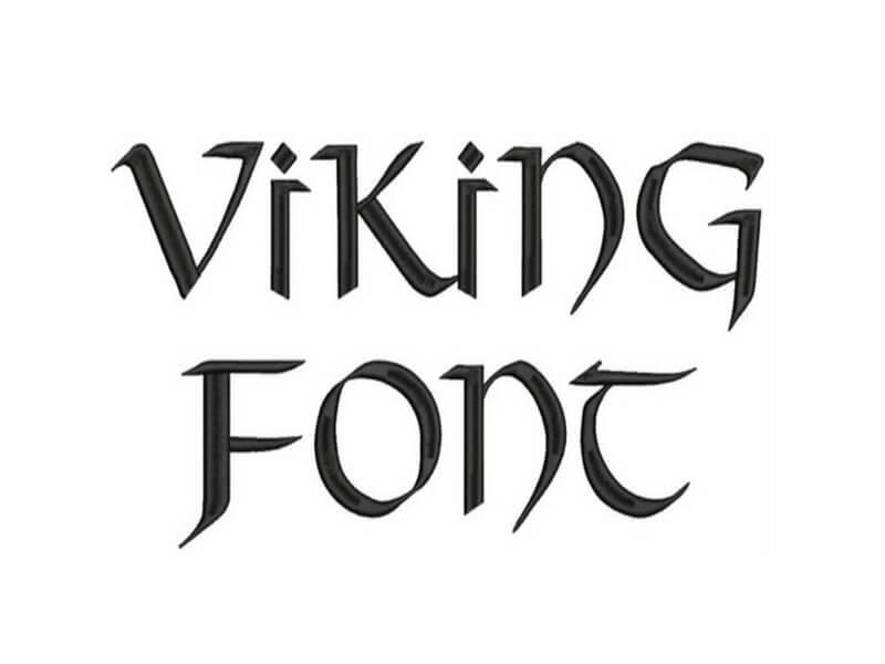 Viking Font Family Free Download