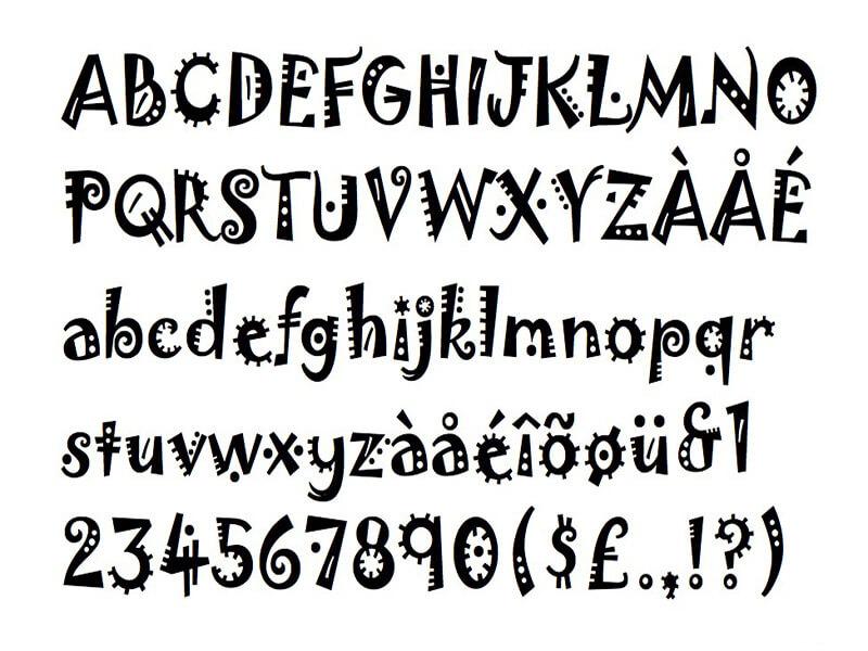 Jokerman Font Free Download