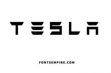 Tesla Font Family Free Download