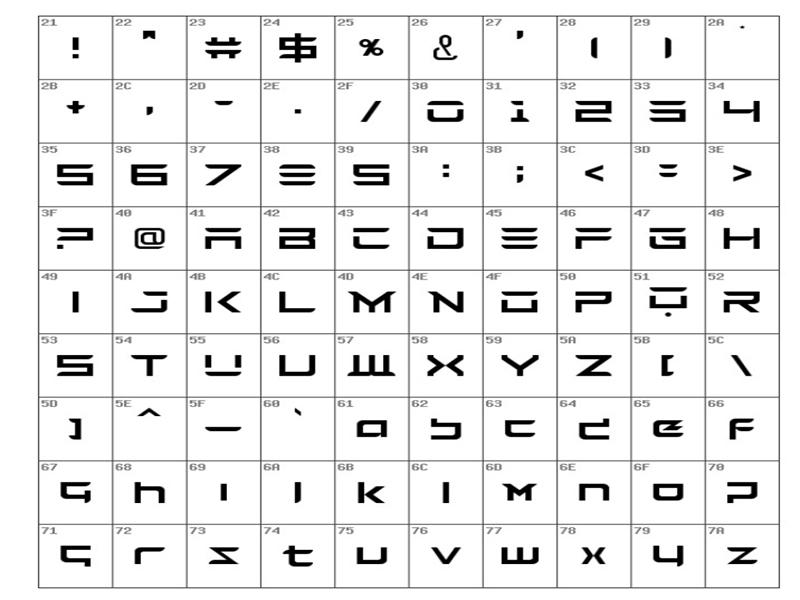Tesla Font Free Download - Fonts Empire