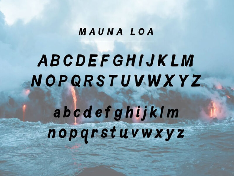 Hawaiian Font Free Download
