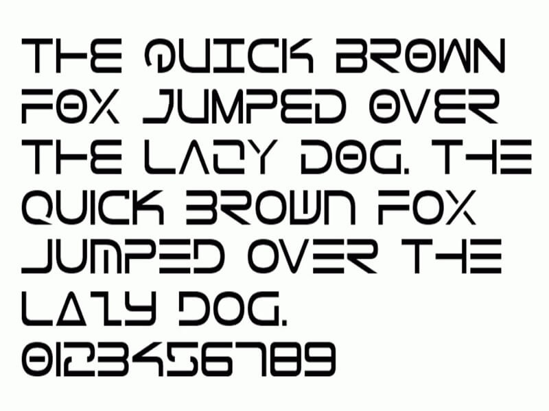Tele Marines Font Family Free Download