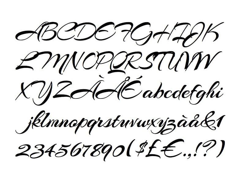 Arizonia Font Family Download