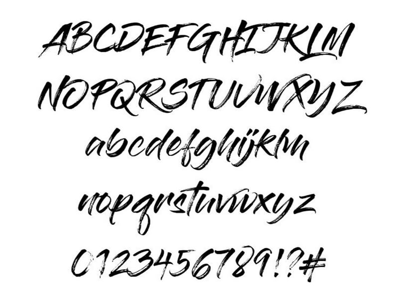 Gloss And Bloom Font Family Download