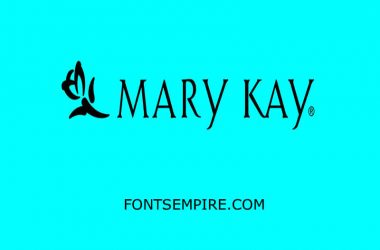 Mary Kay Font Family Free Download