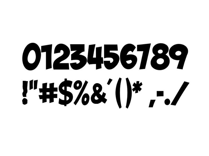 Obelix Pro Font Family Download
