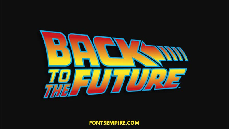 Back to the future Font Family Free Download