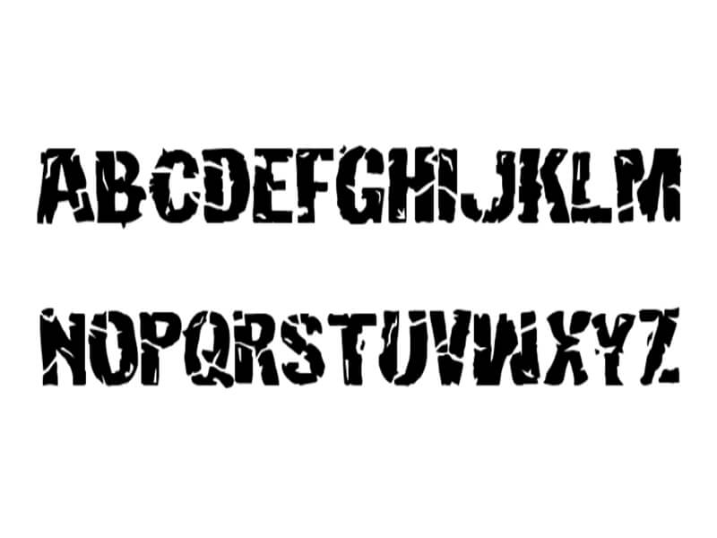 Hulkbusters Font Family Download