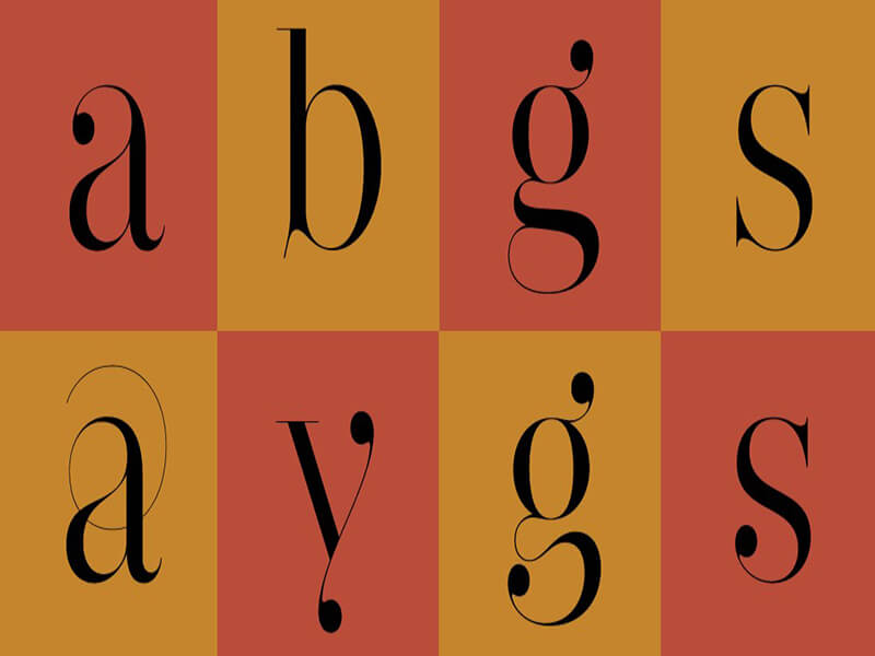Narziss Font Family Download