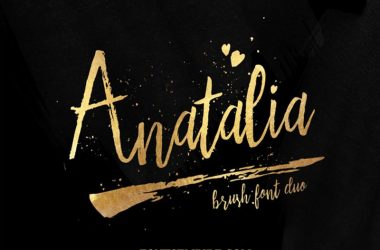 Anatalia Font Family Free Download