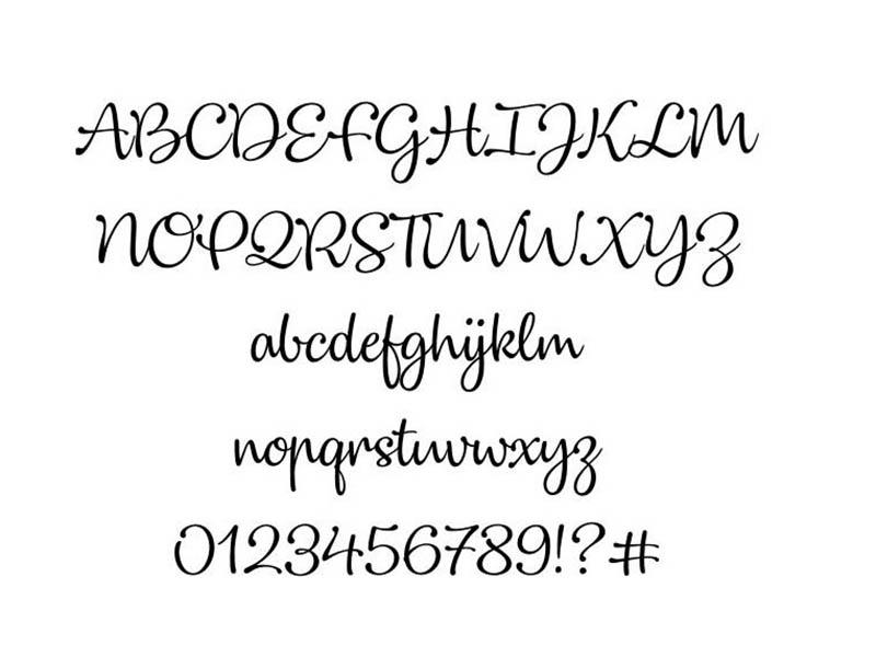 Dulcelin Font Family Download