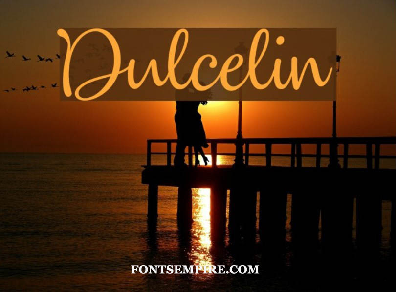 Dulcelin Font Family Free Download