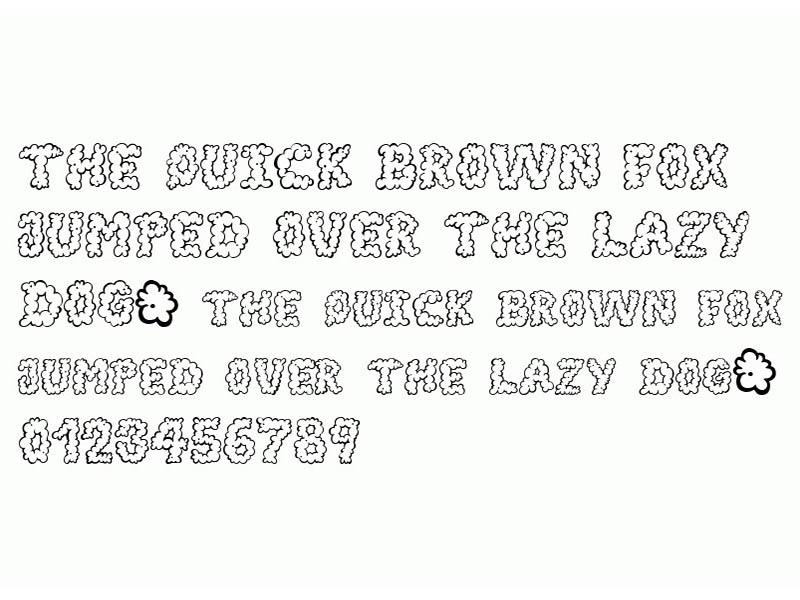 Alpha Smoke Font Family Download