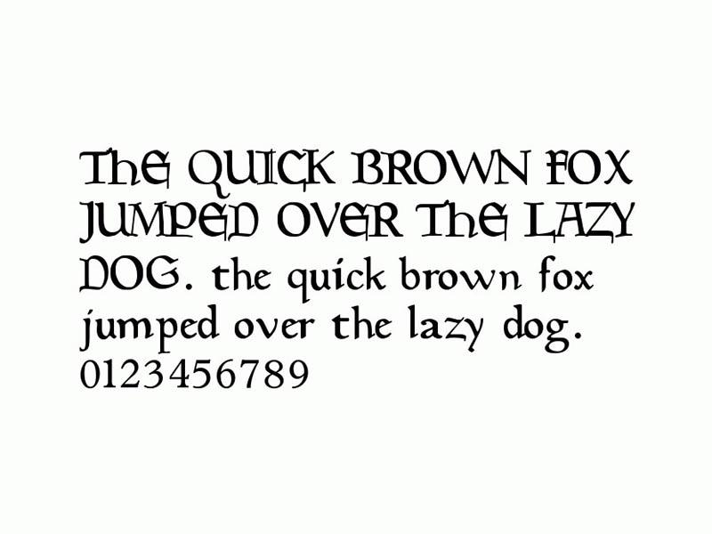 Planewalker Font Free Download